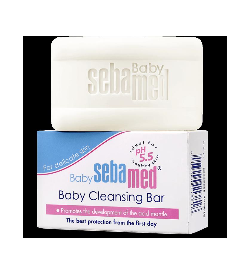 施巴5.5嬰兒潔膚皂